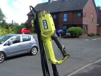 Ryobi rbc120 heavy duty electric grass trimmer and brushcutter cost £120 bargain at £45