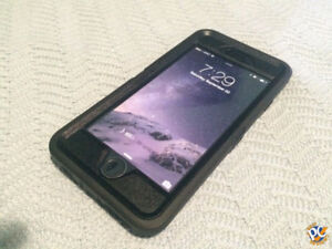 Stolen iphone 6 From Erieau Will pay cash if its turned in