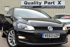 2014 Volkswagen Golf 2.0 TDI GT Hatchback DSG 5dr (start/stop)