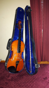 Violin/bow/case