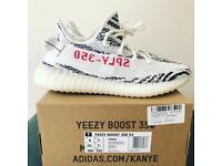 Adidas Yeezy Boost 350 v2 Zebra UK 7.5