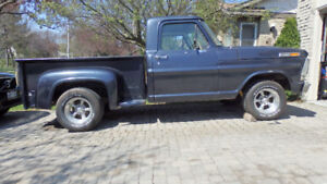1969 f100 pick up for sale