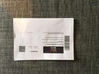 Blickling Ibiza camping ticket for one evening