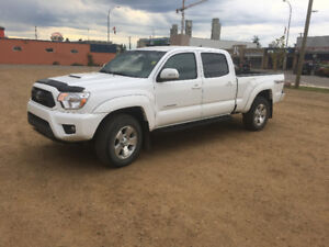 2014 Toyota Tacoma Sport Upgrade Leather Package Pickup Truck