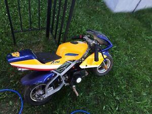Pocketbike à vendre