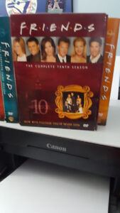 Friends dvd season 1 to 10