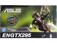 ASUS GeForce GTX 295 1792MB GDDR3 PCI-e Video Card