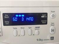 Samsung Washing Machine - Needs New heater/ display