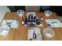 Various bits from Neal's Yard Remedies Organic