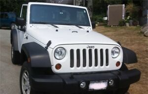 2011 Jeep Wrangler Sport  (2 door)