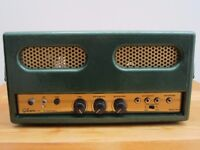 Beautifully restored 1950's Gibson GA30 HARD WIRED amplifier/head....no PCB's!!