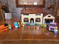 Lego - Simpsons house set