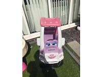 Cozy coupe truck