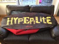Hyperlite wakeboard