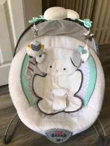 Fisher price delux lamb bouncer