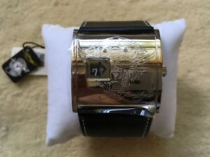 Ed Hardy Undercover Tiger Men's Watch