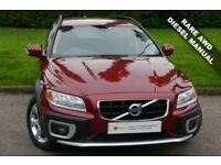 RARE MANUAL AWD**2011 Volvo XC70 2.4 D5 SE AWD 5dr RARE** HUGE SPEC** FSH*** £0 DEPOSIT FINANCE