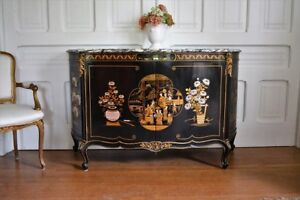 Antique Chinoiserie French Commode - free delivery