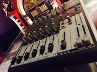Behringer Xenyx 1204 Mixing Desk/Digital Audio Interface