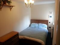 clean bedroom in flat share