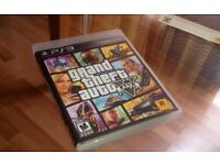 SONY PLAYSTATION 3 GTA5 GAME **EXCELLENT CONDITION**