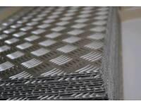 Aluminium sheet 2mm/1000/2000