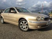 Jaguar X-Type V6 SE