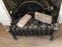 Cast Iron Fire Place Grate