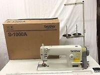 NEW BROTHER INDUSTRIAL SEWING MACHINE S 1000A-3