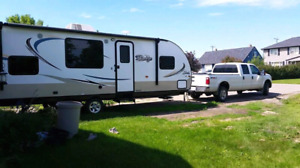 25 ft travel trailer for rent