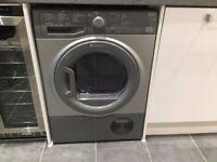 Hotpoint Aquarius TCFS 73 Tumble Dryer - Graphite