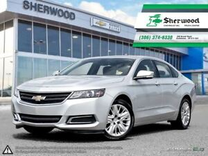 2014 Chevrolet Impala 1LS One Owner Local Lease!!