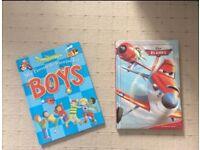 Boys book - Disney planes