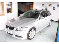 BMW 320 2.0TD 2008 d SE Touring
