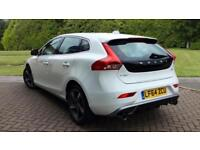 2014 Volvo V40 D2 R-Design auto W. Rear Park Automatic Diesel Hatchback