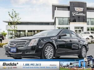 2010 Cadillac CTS 3.0 SAFETY AND RECONDITIONED