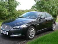 Jaguar XF 2.2D PREMIUM LUXURY AUTO (grey) 2014