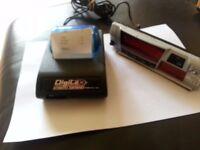 Taximeter / taxi meter Digitax and printer, taxi