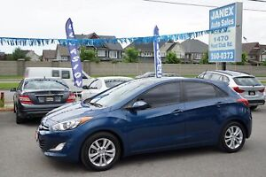 2014 Hyundai Elantra GT GLS ACCIDENT FREE | ONE OWNER | PANO...