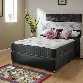 Brand New 1000 Pocket &25 Mm Memory Foam Chelsea Bed Also Available Mattress All Size Availabe