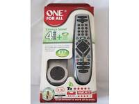 2 x one for all remotes