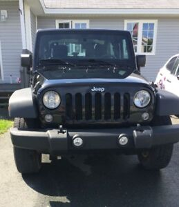 2015 Jeep Wrangler Sport Other