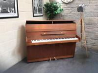 Zimmerman, Leipzig German Overstrung Upright Piano - CAN DELIVER