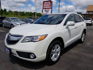 2015 Acura RDX SUNROOF !! ACCIDENT FREE !! FACTORY WARRANTY !!