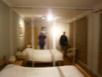 NEW 4 MIRROR WARDROBE DOORS , Eric and Mo