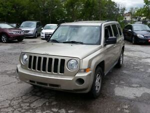 2010 Jeep Patriot SUV, Crossover- North Edition!
