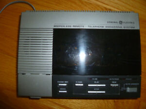 Selling GE Answering Machine in New condition/working order