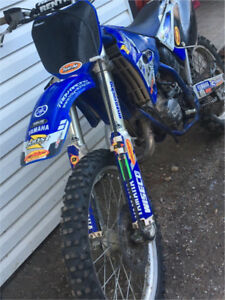 Looking for yz 125 parts or parts bike