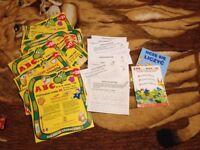 Karty Edukacyjne i Gry ABC... Ucze sie