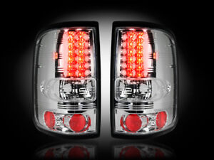 Recon LED Tail Lights 2004-2008 F150